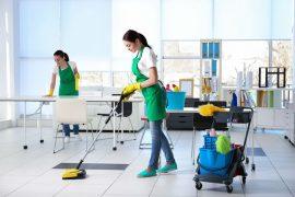 servicii de curatenie pentru firme